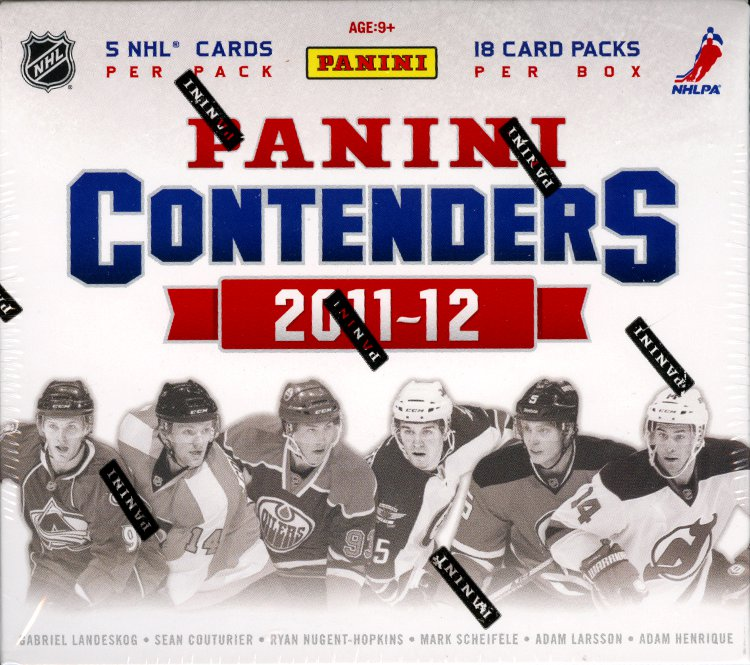 2011-12 Panini Contenders Hockey 14-Box Case
