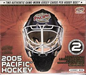 2004-05 Pacific Hockey 20-Box Case
