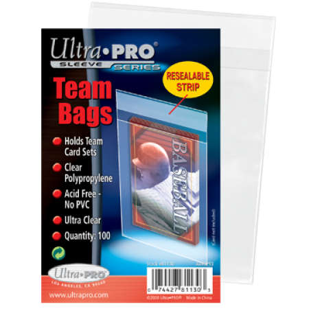 Ultra Pro Team Bags - Pack
