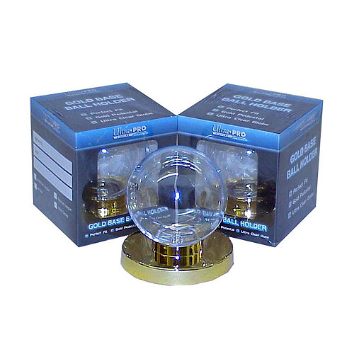 Ultra Pro Gold Ball Holder 36 ct Case