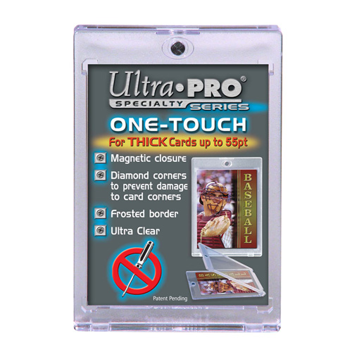 Ultra Pro 55pt Magnetic Card Holder NON UV 25 ct box