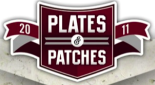 2011 Panini Plates & Patches Football 15 Box Case
